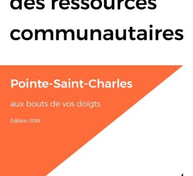 Bottin des ressources communautaires de Pointe-Saint-Charles
