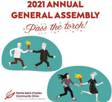 Annual General Assembly: pass the torch